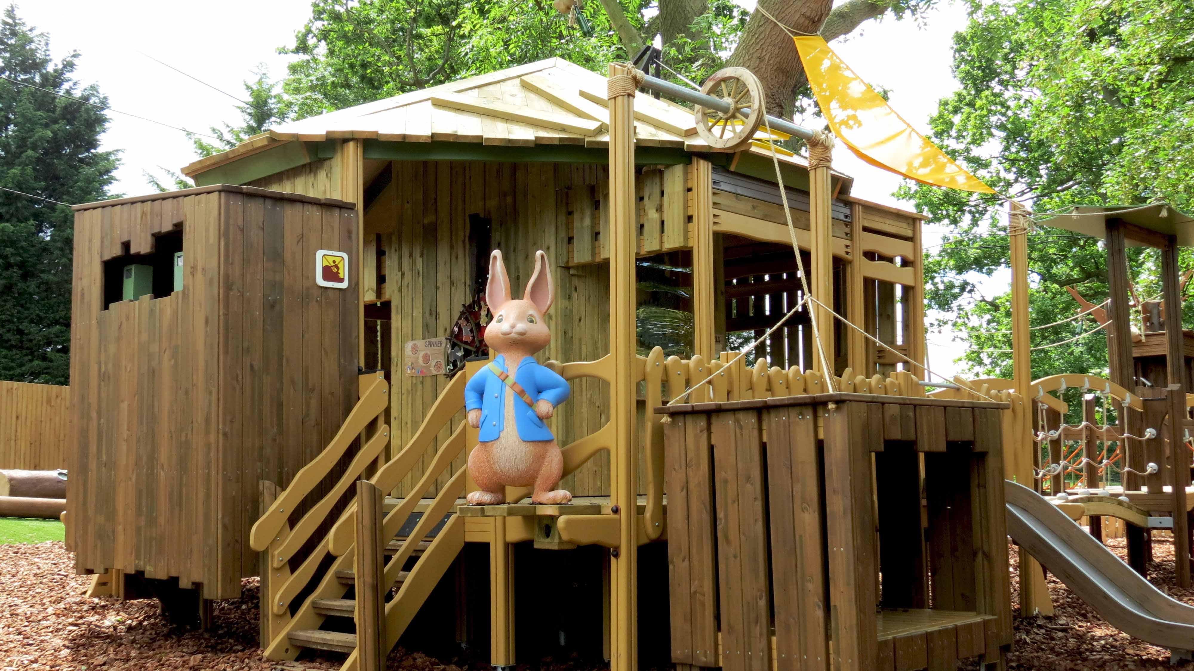 Lappset Creative Peter Rabbit