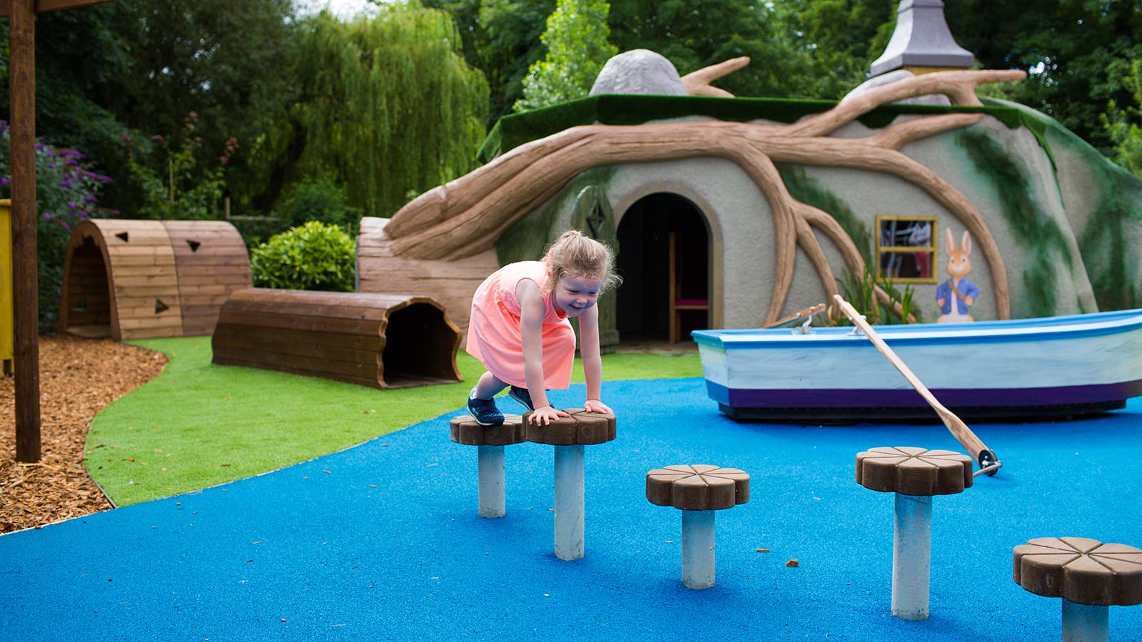 PETER RABBIT™ Adventure Playground